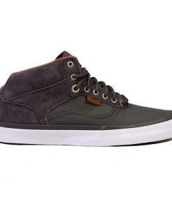 Vans Bedford Coated cipő (greywhite)